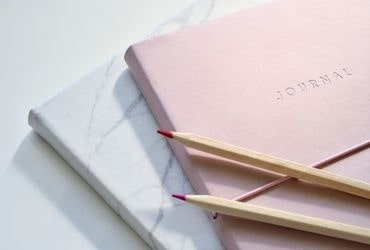 Journal & Pencil